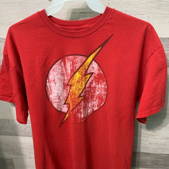 DC's the Flash Printed Tee